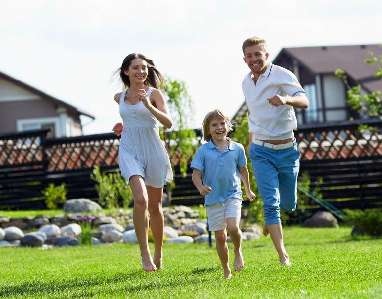 Lebensfreude durch eine maßgeschneiderte Immobilie